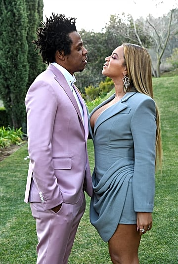 Beyoncé and JAY-Z's Best Couple Style Moments in History