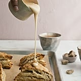 Earl Grey Honey Scones