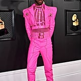Lil Nas X at the 2020 Grammys
