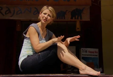 Samantha Brown Tip: How to Manage Stress