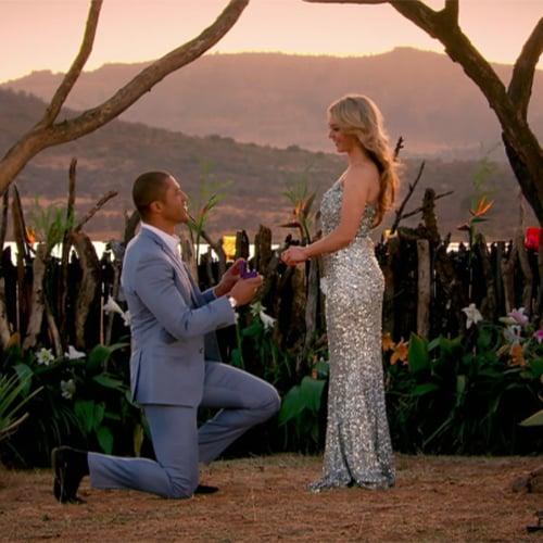 The Bachelor Australia 2014 Blake Proposes to Sam Video