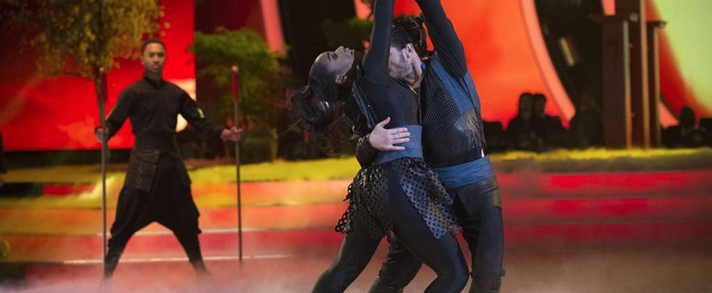 DWTS: Normani Kordei Will Make a Man Out of You With Her Mulan Dance