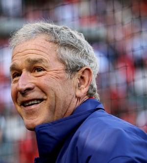 George Bush Interview With Matt Lauer