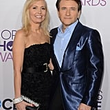Robert Herjavec and Diane Plese
