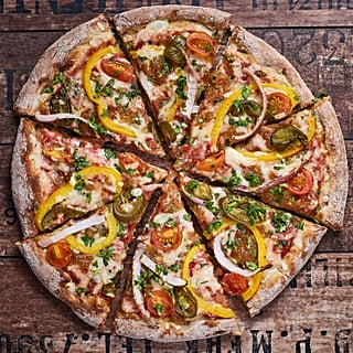 Order Freedom Pizza Via Facebook Messenger in Middle East