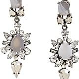 BCBG Max Azria Jeweled Spike Earrings