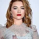 Florence Pugh's Bouncy Curls, 2018