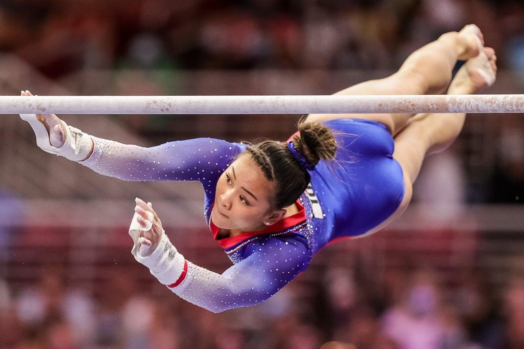 US Women's Olympic Gymnastics Team Spot: Suni Lee