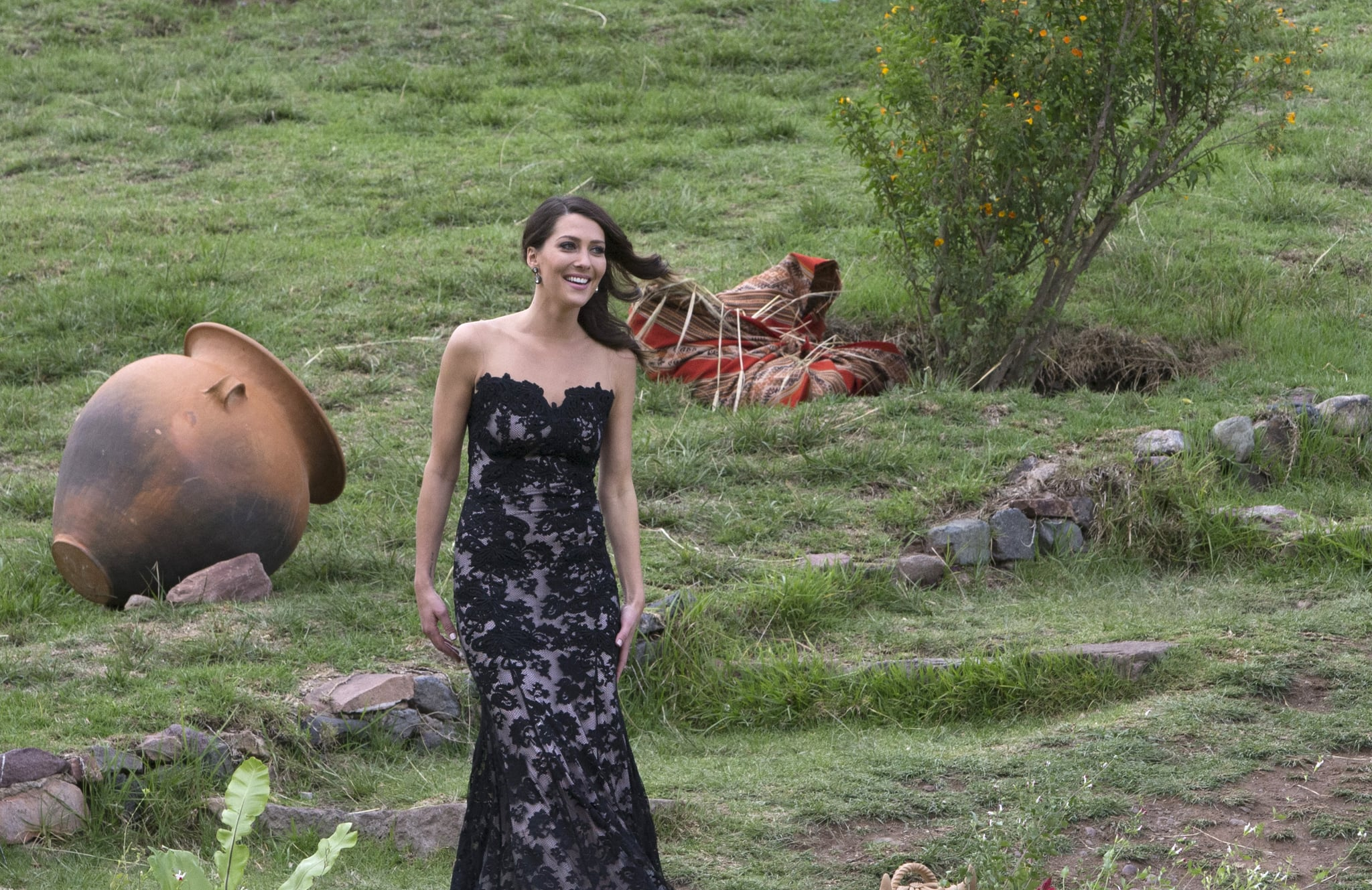 THE BACHELOR - Episode 2210 - The compelling live three-hour television event will begin with America watching along with the studio audience as Arie Luyendyk Jr.s journey to find love comes to its astonishing conclusion. The Bachelor prepares to make one of the most difficult choices of his life, having narrowed down the field to two women with whom he is madly in love  Becca K. and Lauren B. - and told both of them that he loves them. Who does Arie, after much soul-searching, see as his future wife? Find out on the season finale of The Bachelor, MONDAY, MARCH 5 (8:00-11:00 p.m. EST), on The ABC Television Network. (ABC/Paul Hebert)BECCA