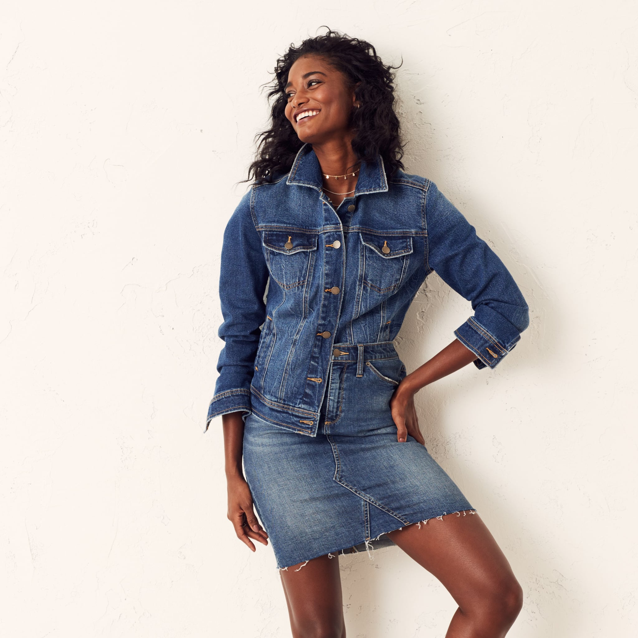 7abf1eee6527d Spring s Biggest Denim Trend  Making Classic Pieces Work For You