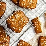 Pretzel Shortbread Cookies