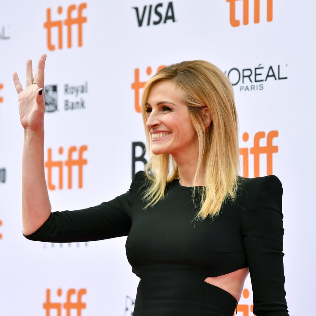 Julia Roberts's Clapback About Her Manicure