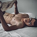 Sexy Harry Potter Guy Boudoir Shoot