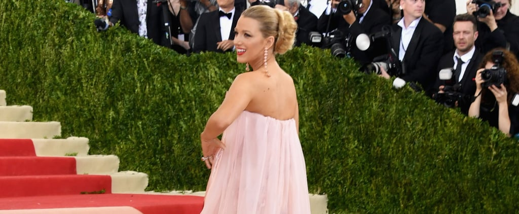 Blake Lively's Met Gala Dresses Matching the Red Carpet