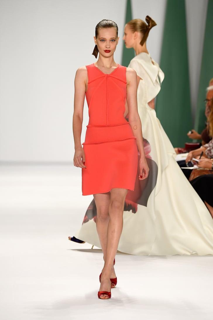 Carolina Herrera Fashion Week