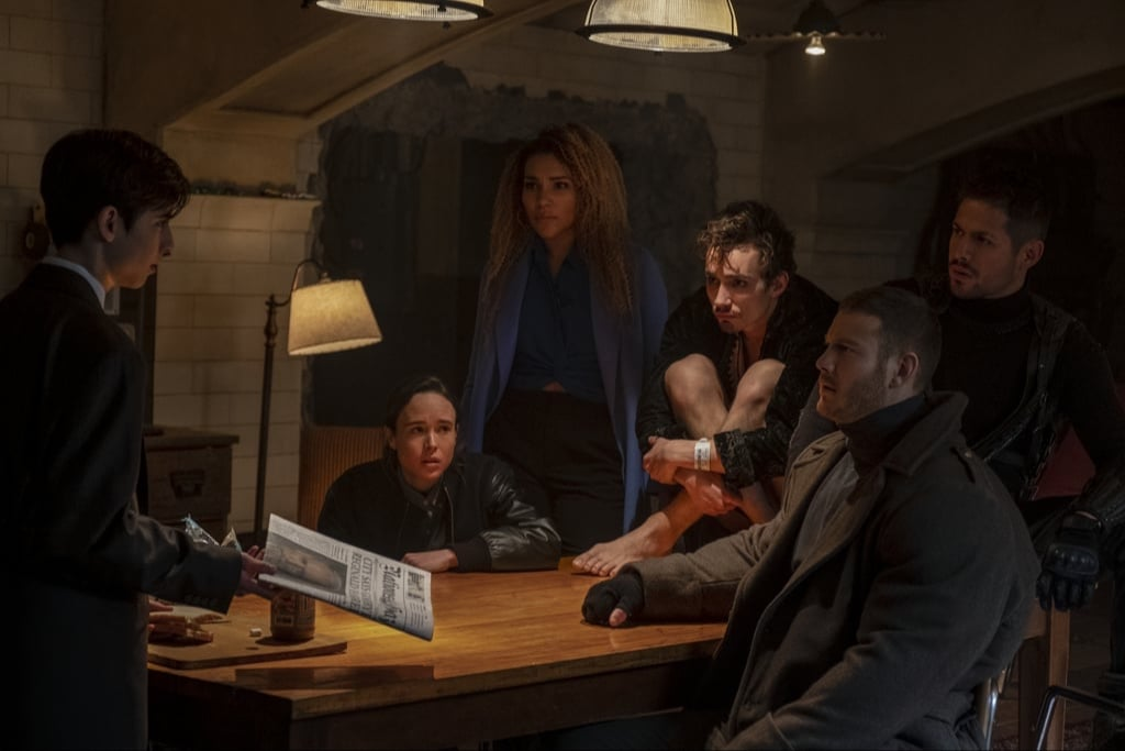 Netflix's The Umbrella Academy Cast Is So Stacked, We Almost Feel Bad For Other Shows