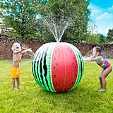 Watermelon Inflatable Sprinkler