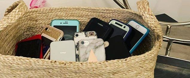 Glennon Doyle Takes Kids' Friends' Cell Phones at Her House