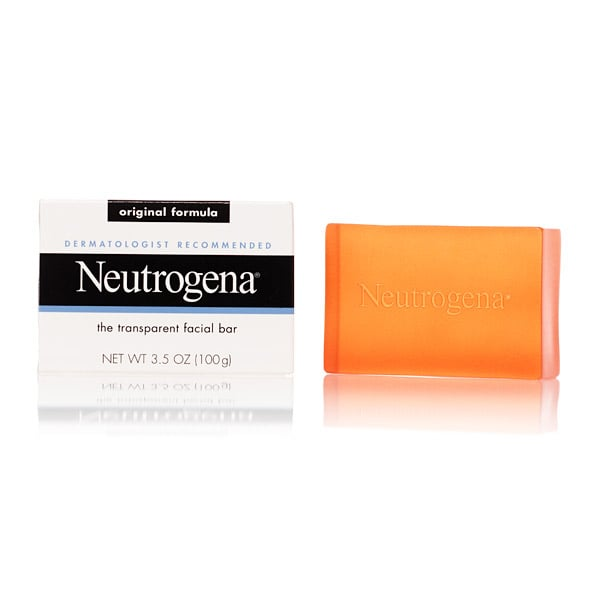 Neutrogena 35 oz bar facial soap