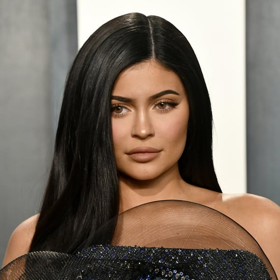 Kylie Jenner's '90s Blunt Bob Hairstyle