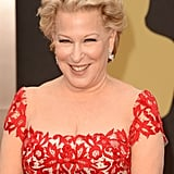 Bette Midler at 2014 Oscars