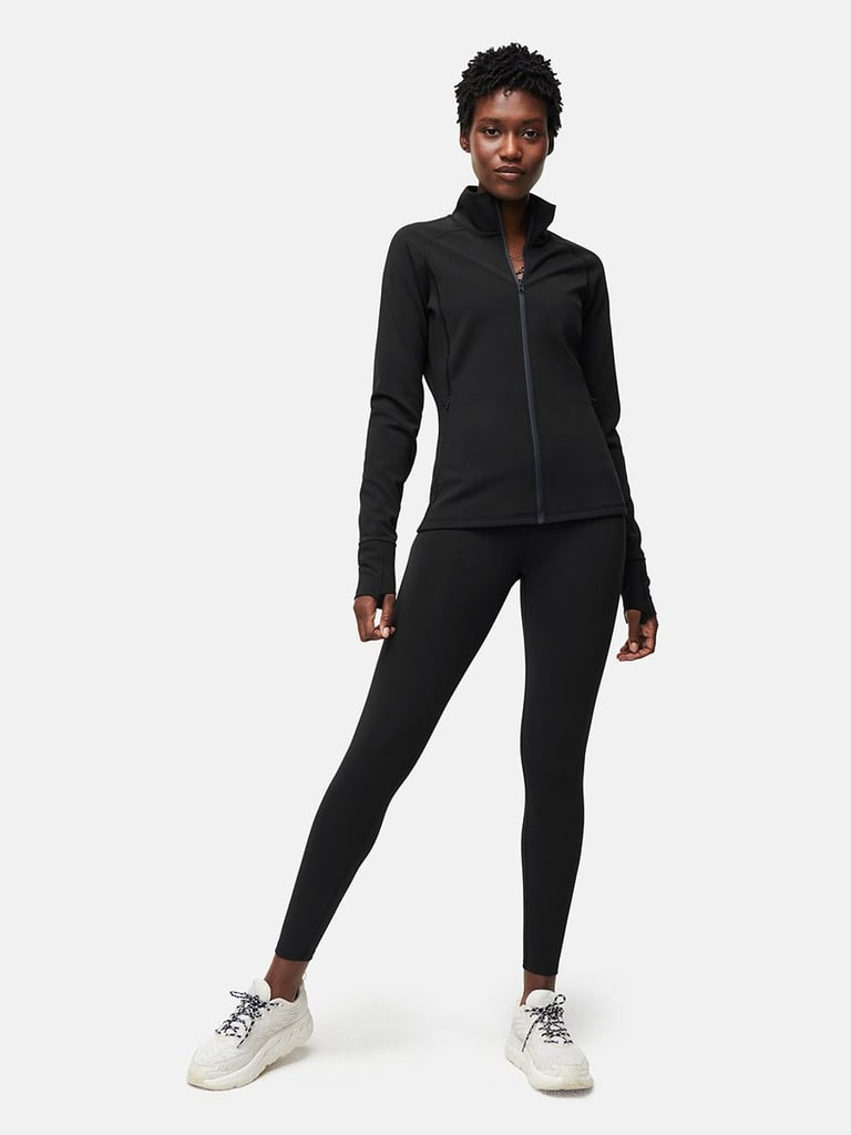 Outdoor Voices FrostKnit Full-Zip and 7/8 Leggings
