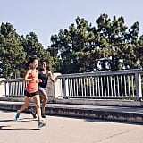 Jamie Chung is all about weekend runs.