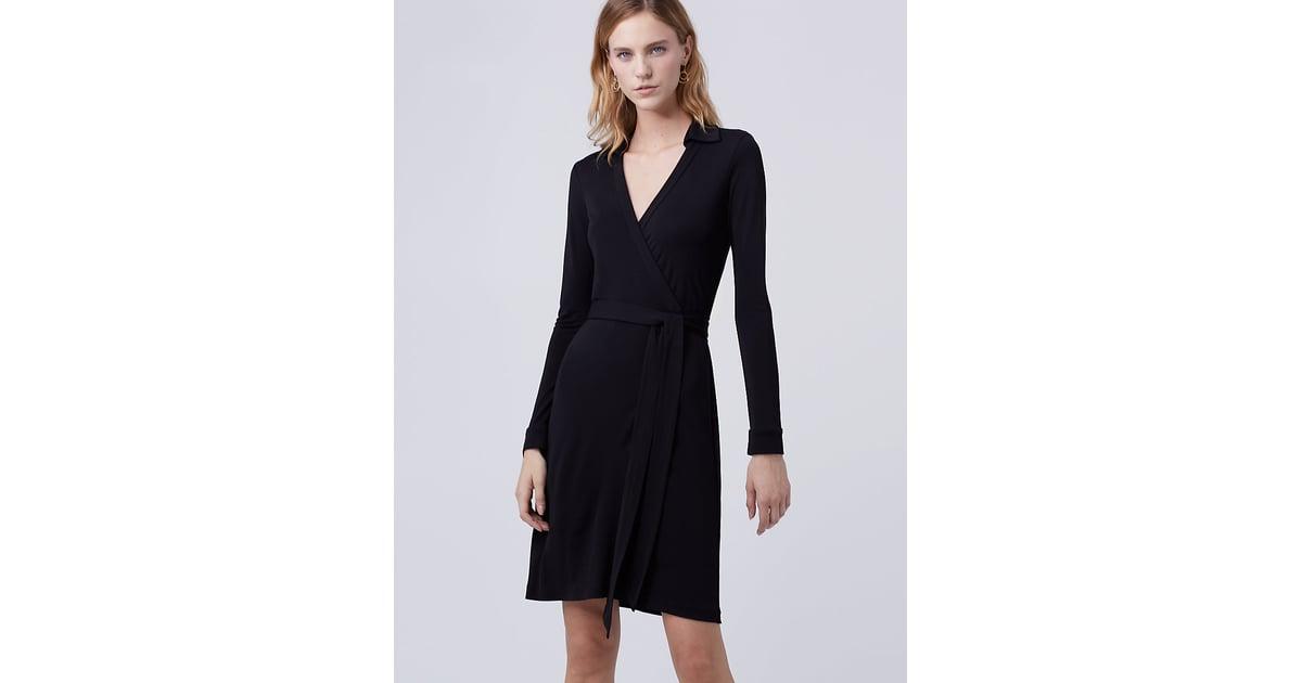0dbb6f2526c Diane von Furstenberg New Jeanne Two Matte Jersey Wrap Dress