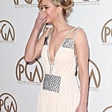 Jennifer Lawrence at the 2015 Producers Guild Awards