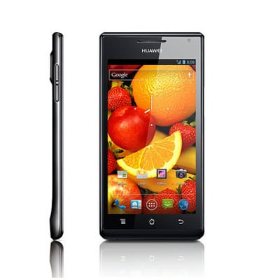 Ascend P1 S Is the World's Slimmest Smartphone From Huawei