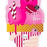 Le Mini Macaron Rose Nail Mask
