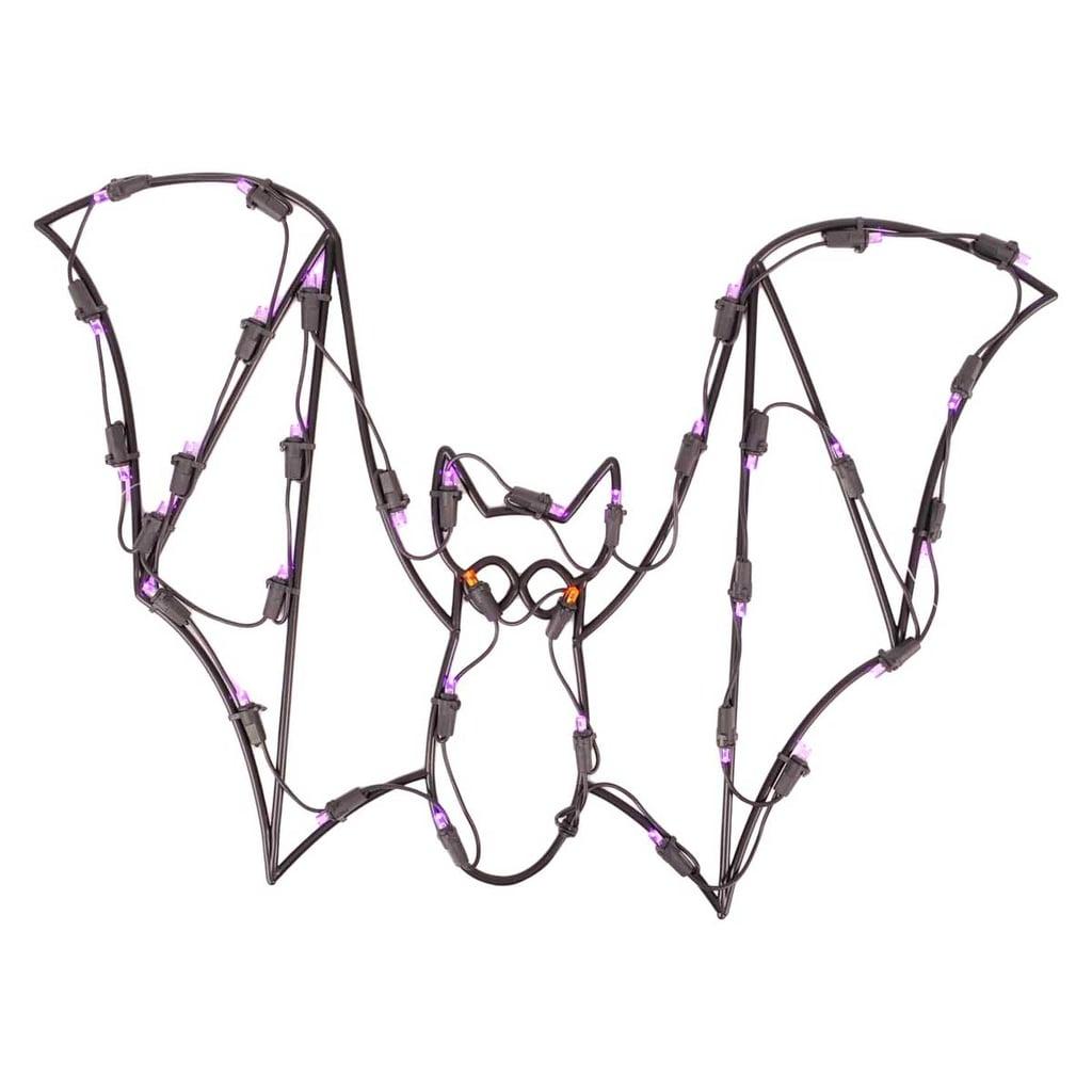 Bat Window Light