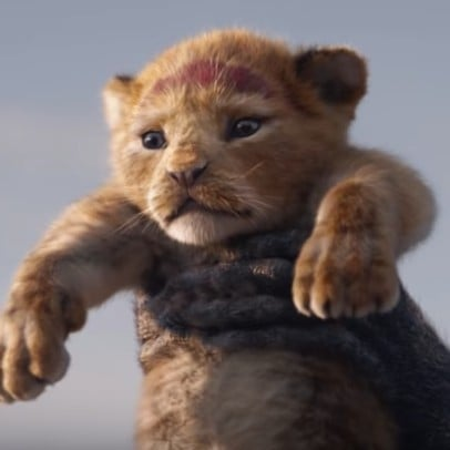 Lion King Reboot Trailer