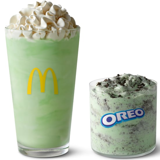McDonald's Shamrock Shake Is Back For St. Patrick's Day