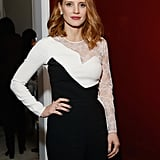 Jessica Chastain: March 24