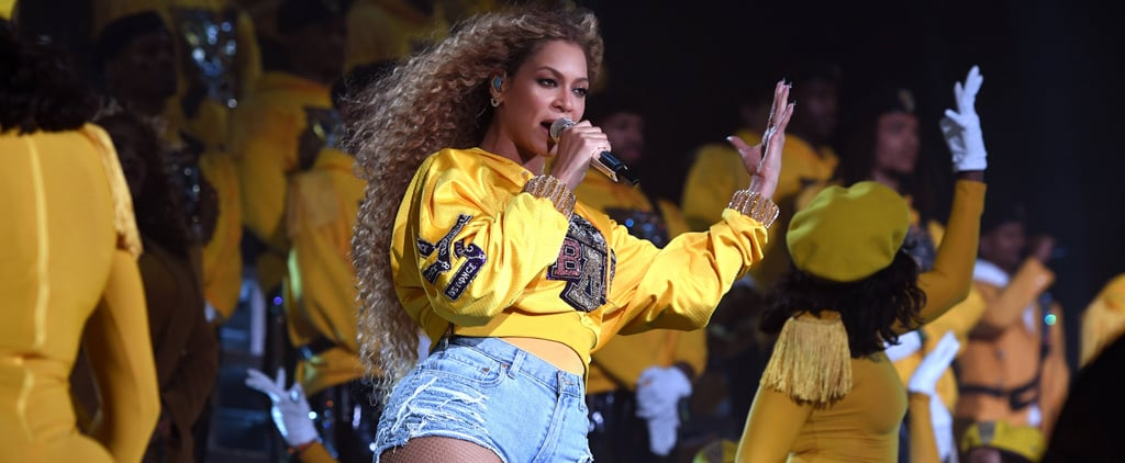 Beyonce Coachella Performance GIFs