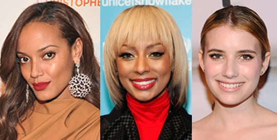 Celebrities Wearing the New Gold Eye Shadow Trend