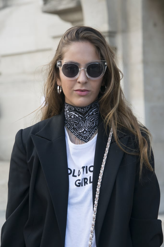 Add a Bandana to Your Business-Casual Look