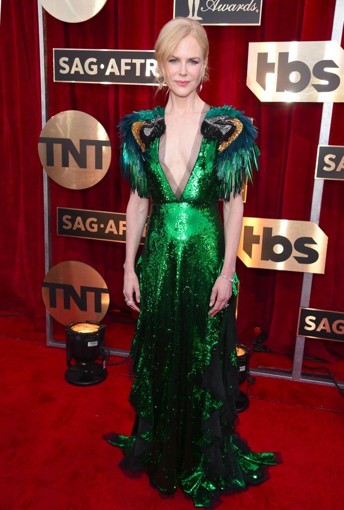 Image result for Nicole Kidman SAG 2017