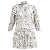 Rebecca Taylor Vivianna Floral-Print Silk-Blend Dress