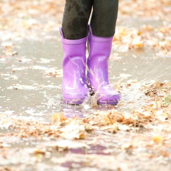 Rainy-Day Kid Activities