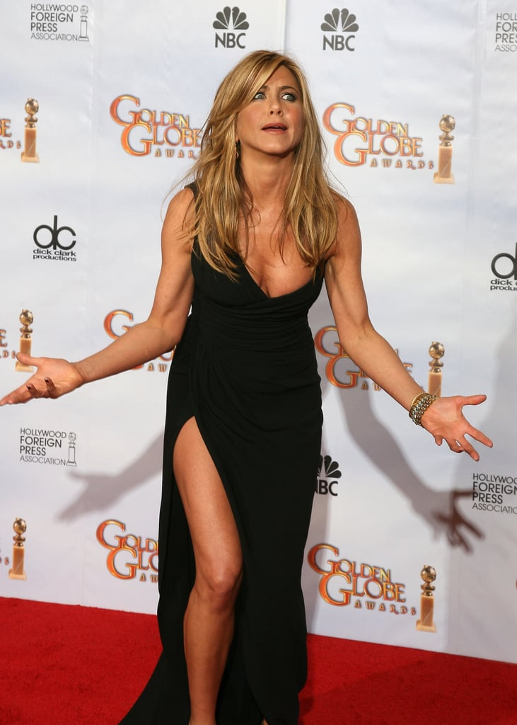 Seems jennifer aniston hot legs what? Rather