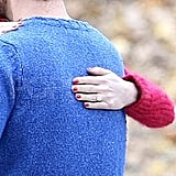 Anne Hathaway's engagement ring was a collaboration between Adam Shulman and Kwiat Heritage Jewels.
