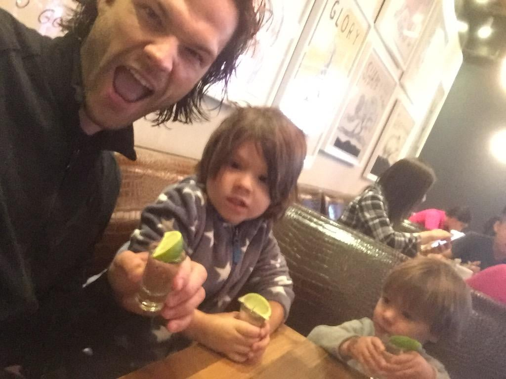 Jared Padalecki Family Pictures | POPSUGAR Celebrity Photo 31