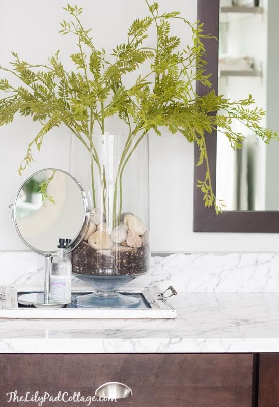 Face The Vase How To Make Fake Flowers And Plants Look