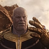 And we have a feeling the person (humanoid godlike wraith?) he'll be going up against is Thanos and his glove of Infinity Stones.      Related:                                                                                                           Your Handy Guide to Marvel's 6 Infinity Stones