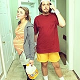 Juno and Paulie From Juno