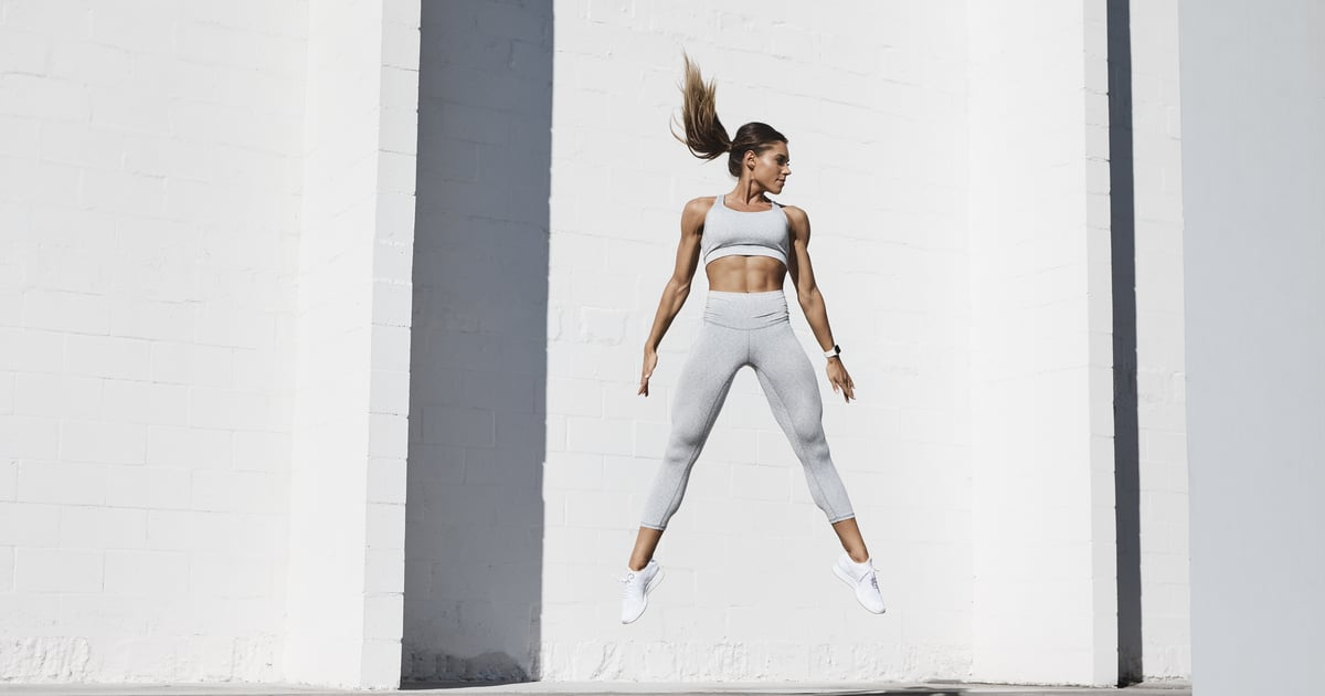 Get Stronger and Back Into Shape With This 20-Minute Bodyweight Workout by Kelsey Wells