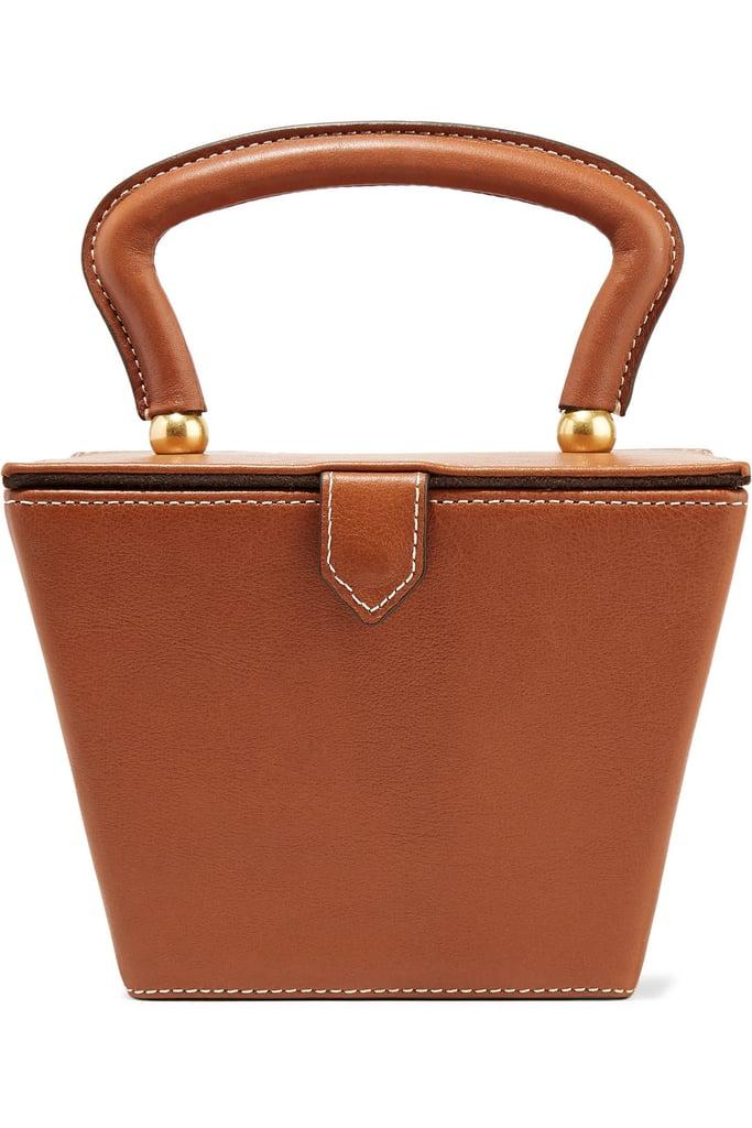 Staud Sadie Leather Tote ($412.65)