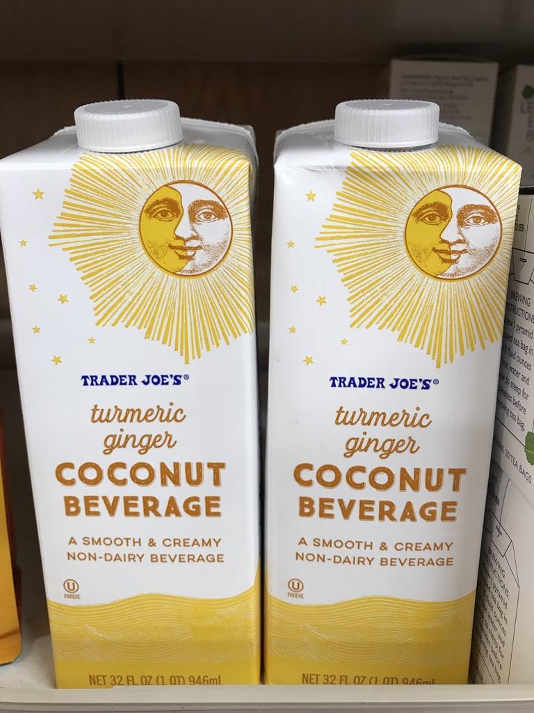 Trader Joe's Turmeric Ginger Coconut Beverage ($3)